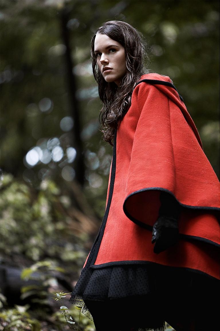 JOHNNY GIUNTA Corduroy Mag: Into the Woods