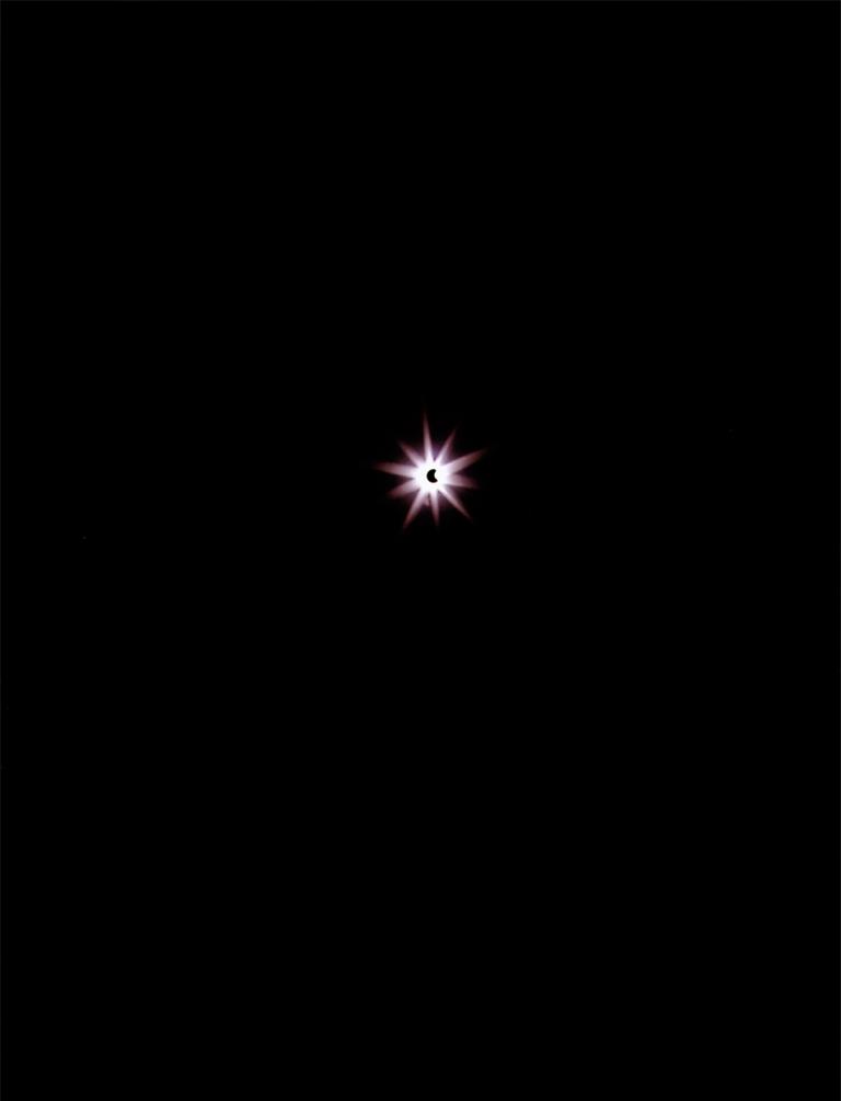 JOHNNY GIUNTA Solar Eclipse