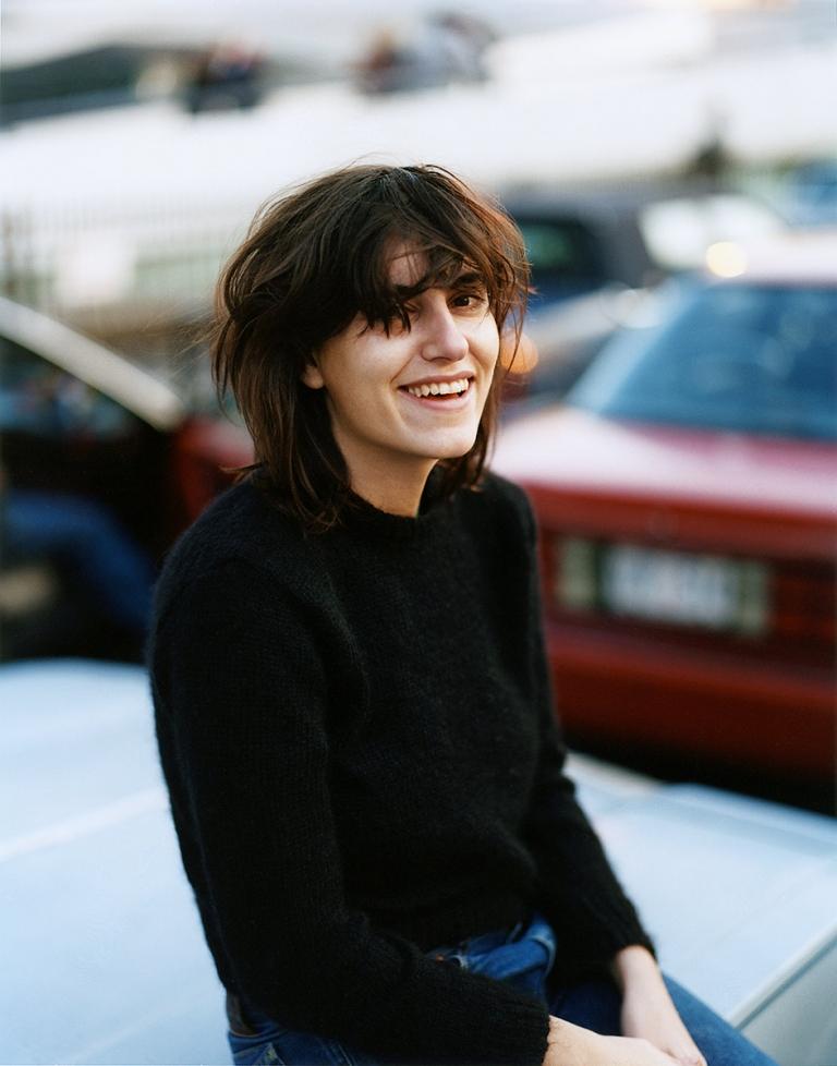 JOHNNY GIUNTA Elastica: Justine Frischmann